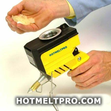 Pistola Manual para Aplicación de adhesivos Hot Melt